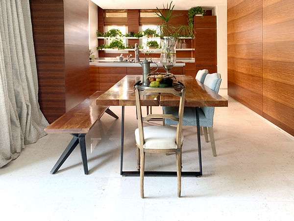 Dora Tokai Designs Indigo Home Dining ro