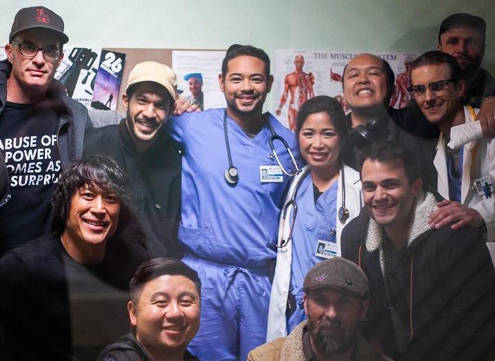 'Code' Production Crew!