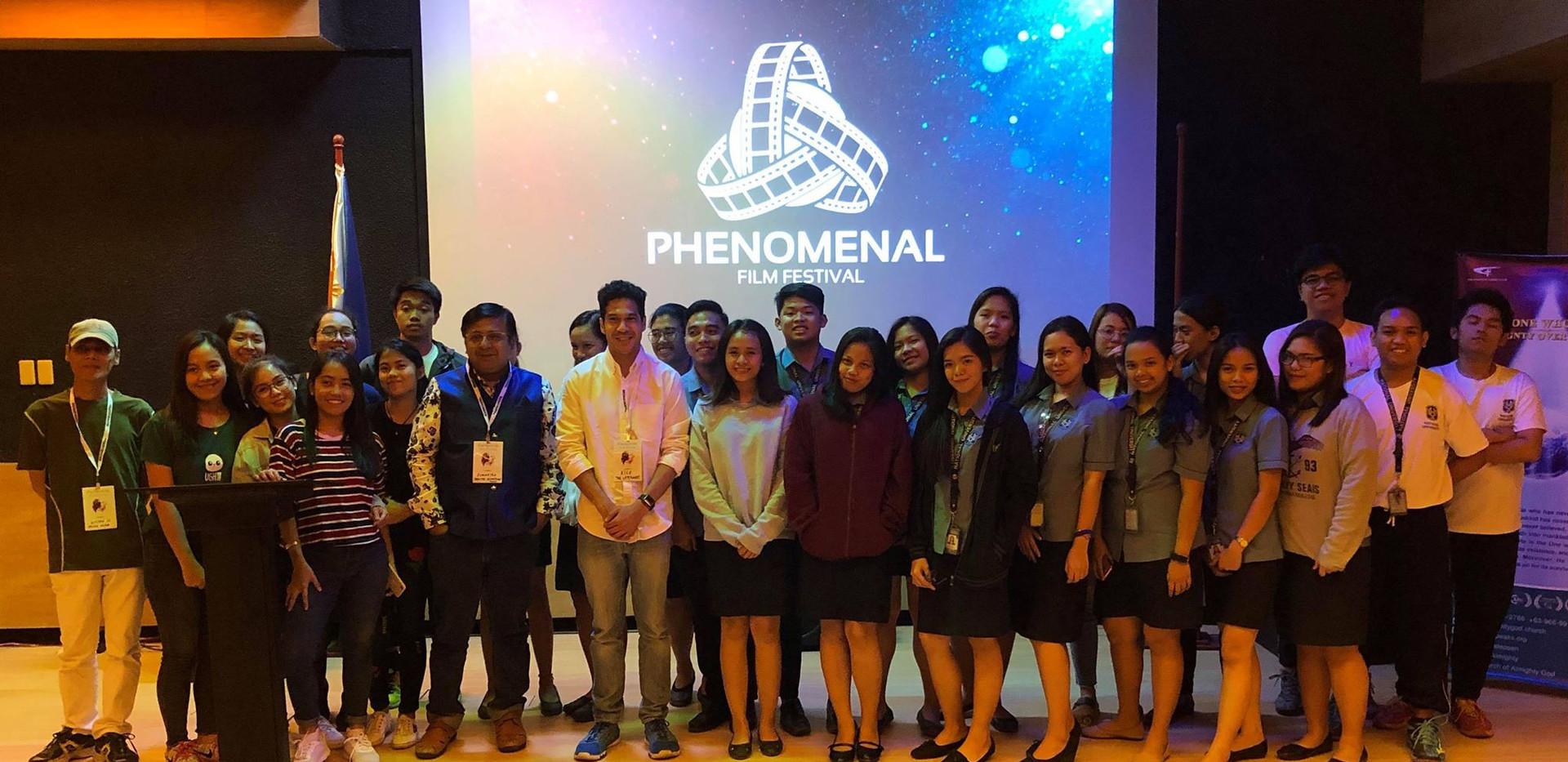 Phenomenal Film Festival, Manila