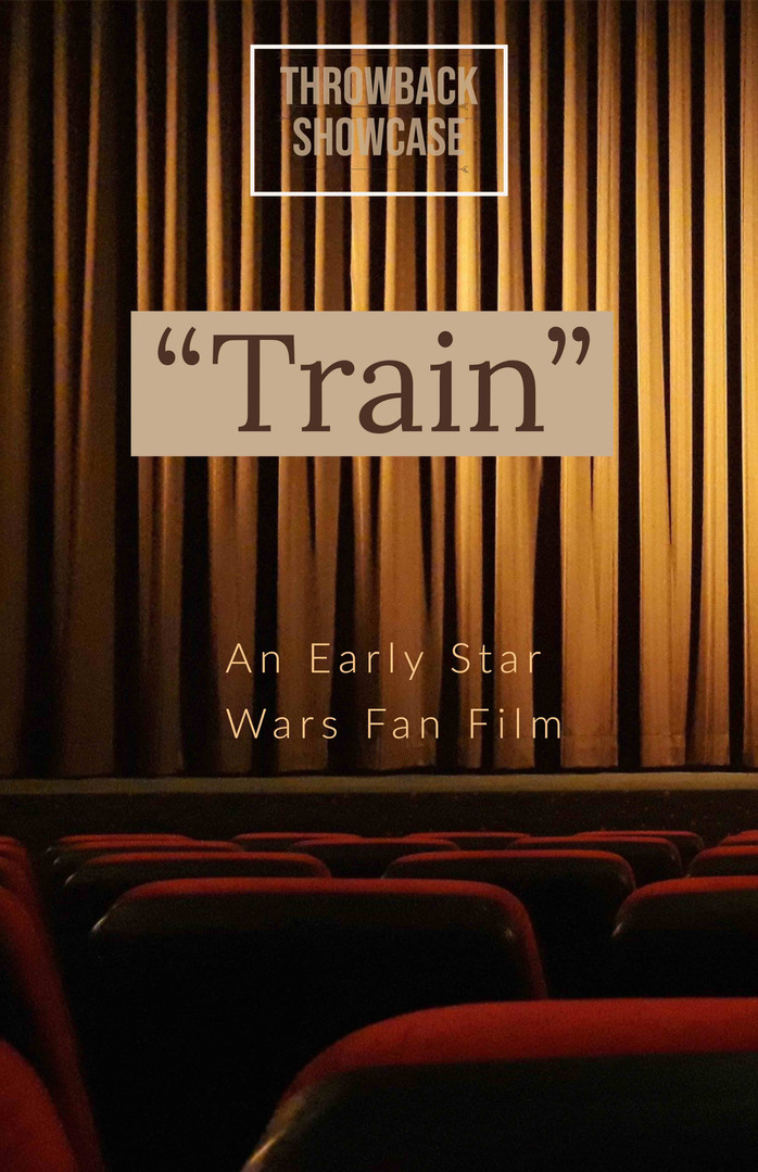 Train Movie Poster