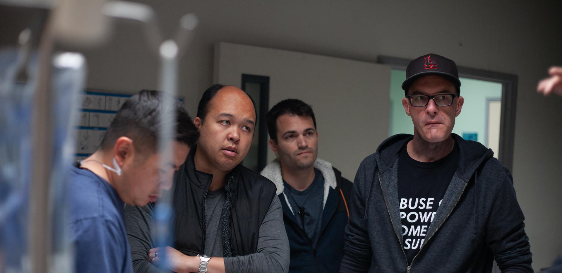 'Code' Official Pre-Production Photos