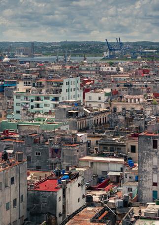 Havanna Stadt von oben