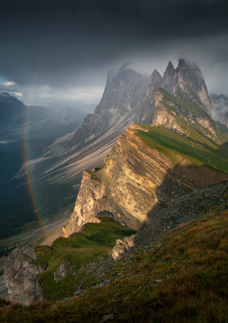 Seceda, Dolomiten