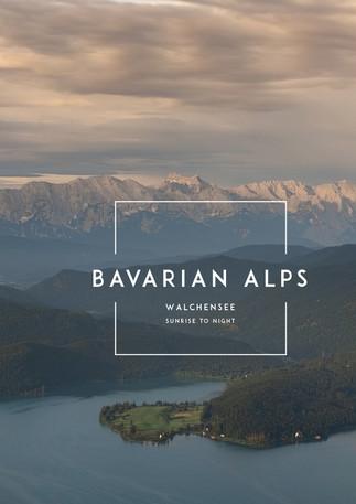 Zeitraffer Videos vom Walchensee in Bayern