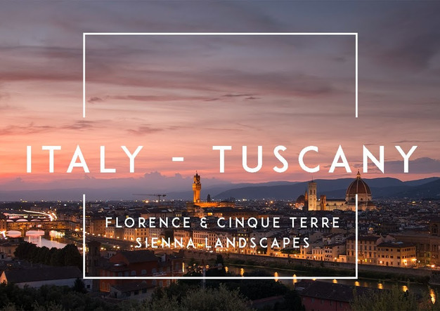 Time-Lapse Videos Tuscany