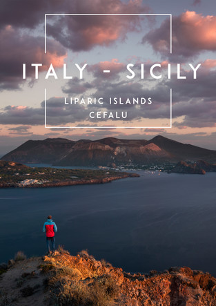 Time-lapse videos of Aeolian Islands