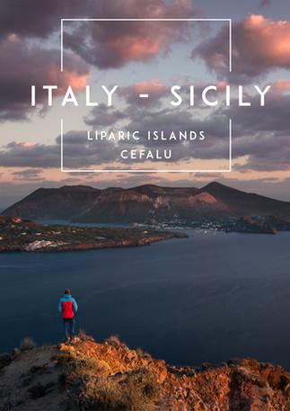 Zeitraffer Videos Liparische Inseln