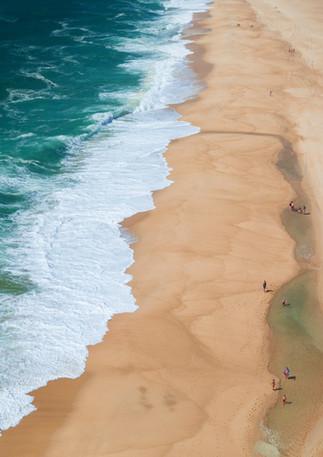Strand von Nazare