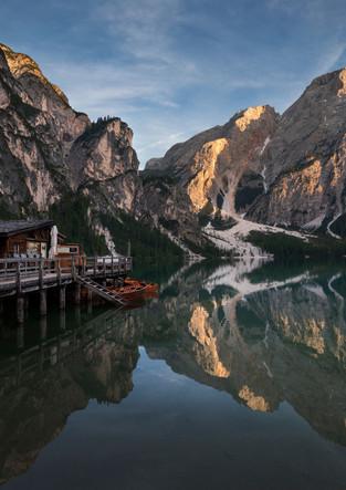 Pragser Wildsee, Dolomiten