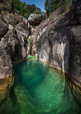 Cascata do Arato, Portugal
