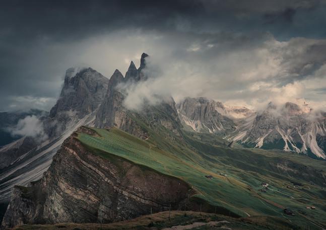 Seceda Dolomiten