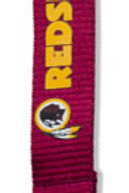 NFL Washington Redskins Carabiner Lanyard