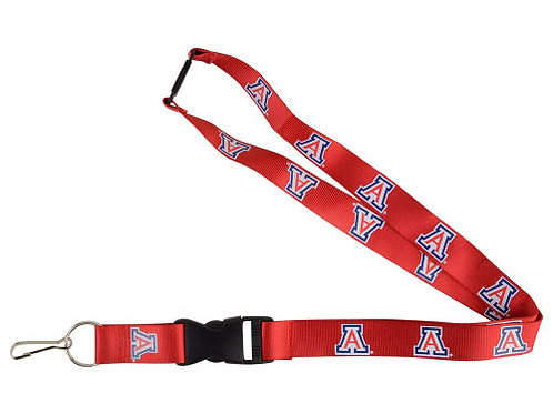 NCAA Arizona Wildcats Lanyard