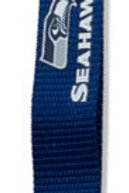 NFL Seattle Seahawks Carabiner Lanyard