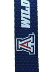 NCAA Arizona Wildcats Carabiner Lanyard