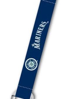 MLB Seattle Mariners Carabiner Lanyard
