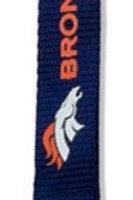 NFL Denver Broncos Carabiner Lanyard