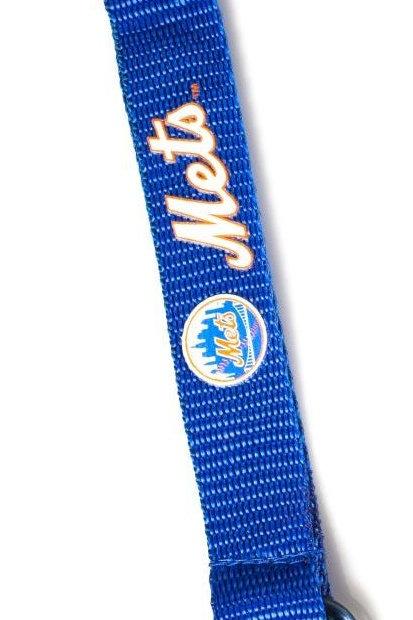 MLB New York Mets Carabiner Lanyard