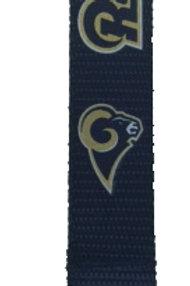 NFL Los Angeles (LA) Rams Carabiner Lanyard