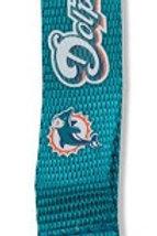 NFL Miami Dolphins Carabiner Lanyard