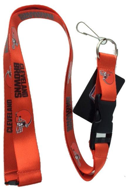 NFL Cleveland Browns Lanyard