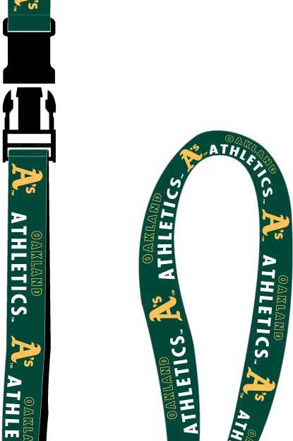 MLB Oakland Athletics Lanyard