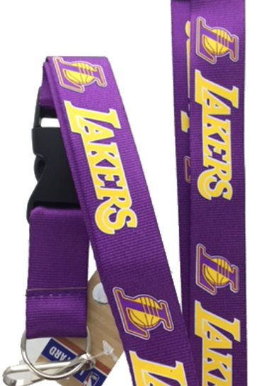 NBA Los Angeles (LA) Lakers Lanyard