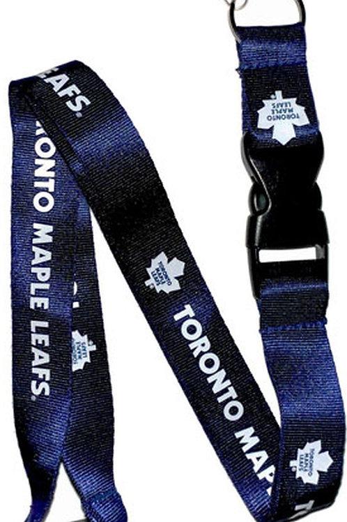 NHL Toronto Maple Leafs Lanyards