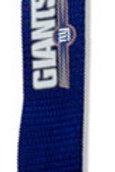 NFL New York (NY) Giants Carabiner Lanyard