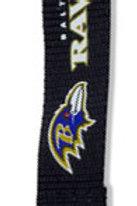 NFL Baltimore Ravens Carabiner Lanyard