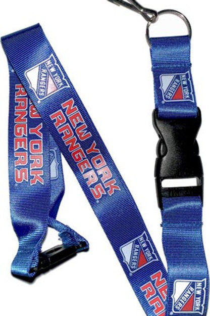 NHL New York Rangers Lanyard