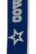 NFL Dallas Cowboys Carabiner Lanyard