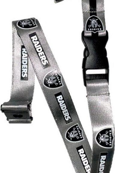 NFL Oakland Raiders Lanyard