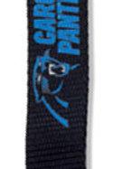 NFL Carolina Panthers Carabiner Lanyard