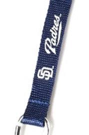 MLB San Diego Padres Carabiner Lanyard