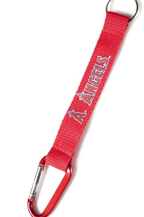 MLB Anaheim Angels Carabiner Lanyard