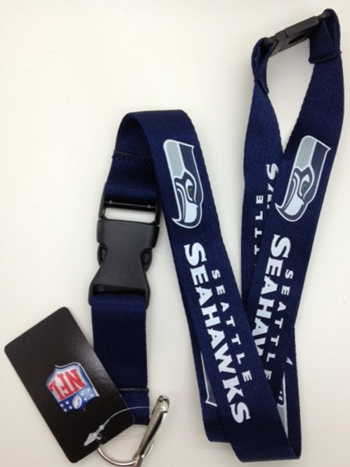 NFL Seattle Seahawks Lanyard