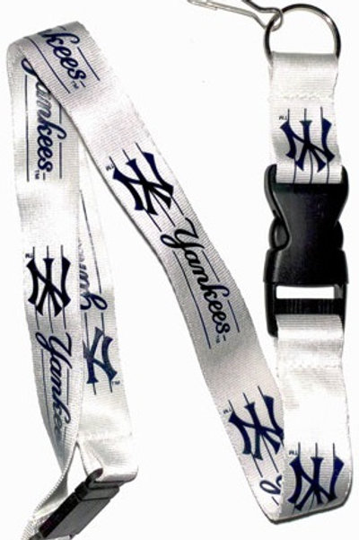 MLB New York Yankees Lanyard