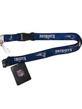 NFL New England Patriots Lanyard