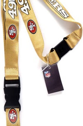 NFL  San Francisco 49ers Lanyard