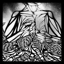 angels of dysmorphia by erik ruin
