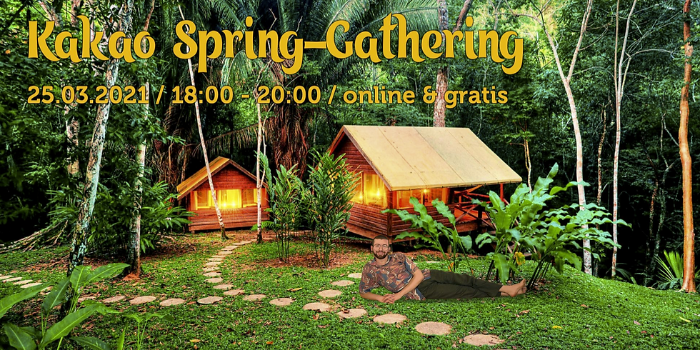 Online Cocoa Spring Gathering