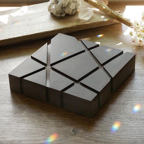 Kakaoblock - zeremonielle Kakaomasse
