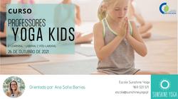 Formação Yoga Kids