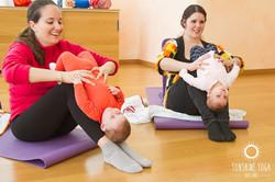 Aula Yoga Baby 1