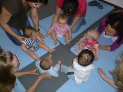 Aula Yoga Baby eventos