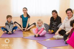 Aula Yoga Kids 3 aos 6 anos