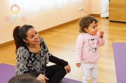 Aula Yoga Baby 3