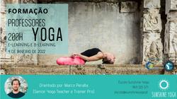 Formação professores de Yoga