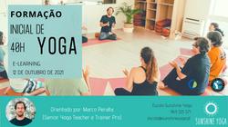 Formação inicial de Yoga